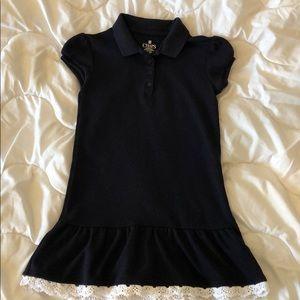 ❤️2/$12❤️ Chaps Polo Dress. Size 5.